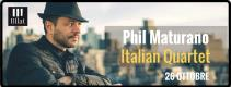 Phil Maturano Italian Quartet
