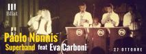 Paolo Nonnis SuperBand ft Eva Carboni