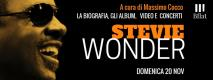 STEVIE WONDER - La Biografia, video, gli album