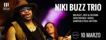 NIKI BUZZ TRIO***Special Event***